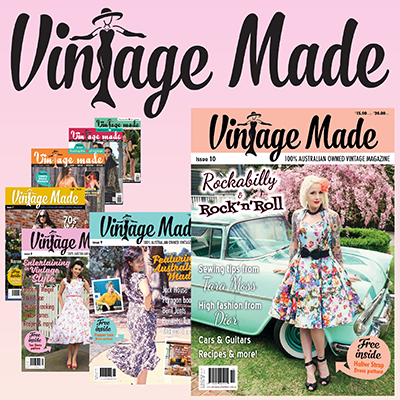 Vintage Made subscriptions 24 month