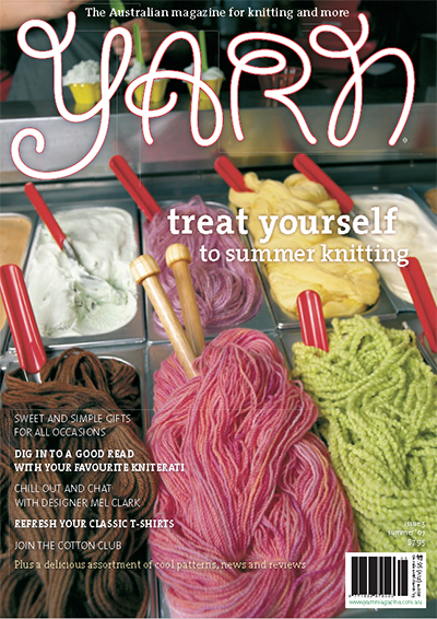 Yarn issue 5