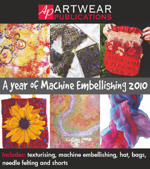 Machine Embellishing 2010