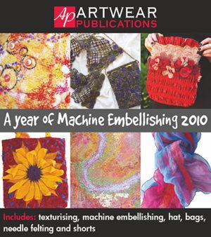Machine Embellishing 2010
