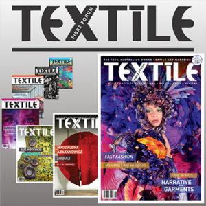 Textile fibre Forum subscription 12 month