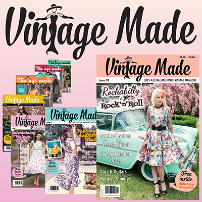 Vintage Made Subscriptions 12 month