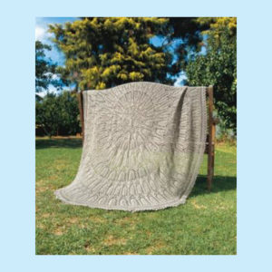 Cathedral Shawl