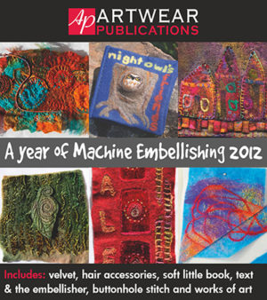 Machine Embellishing 2012