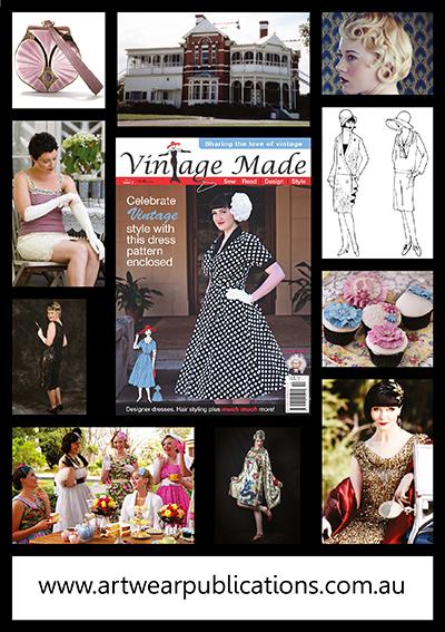 Vintage Made issue 2 peek inside