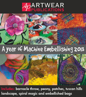Machine Embellishing 2013