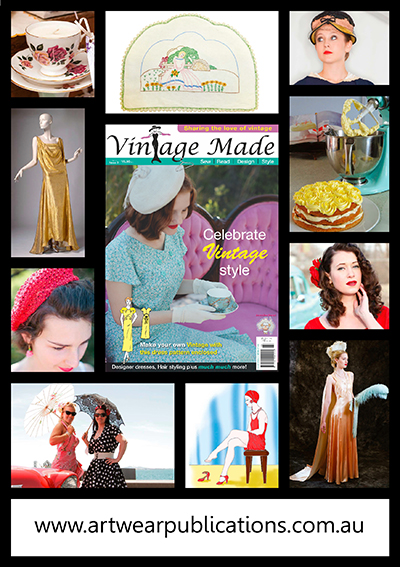 Vintage Made issue 3