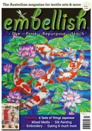 Embellish 20 cover