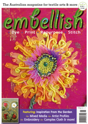 Embellish 21 cover