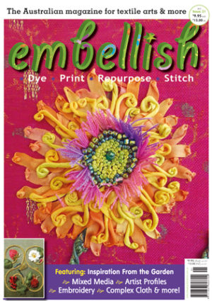 Embellish 21 cover
