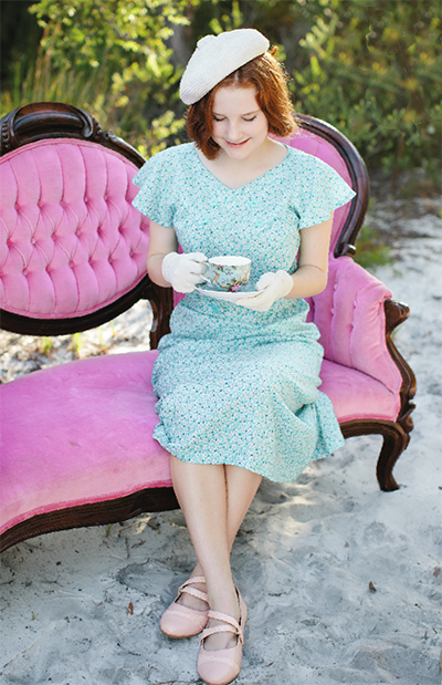 Peggy Dress 2