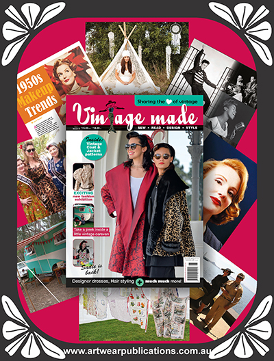 Vintage Made issue 5
