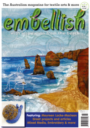 Embellish 23 cover