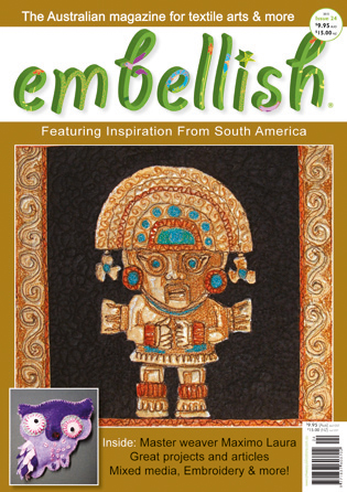 Embellish 24 cover