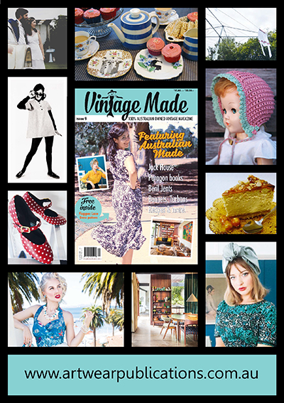 Vintage Made issue 9