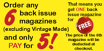 Save when purchasing back issues