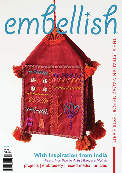 Embellish 32 cover