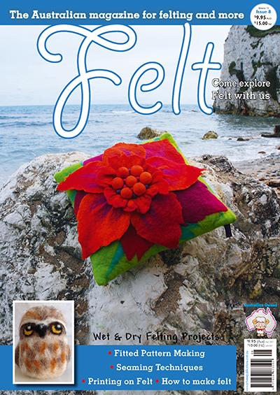Felt 8 cover