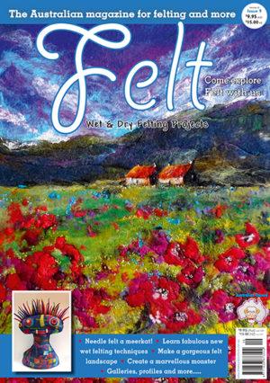 Felt 9 cover