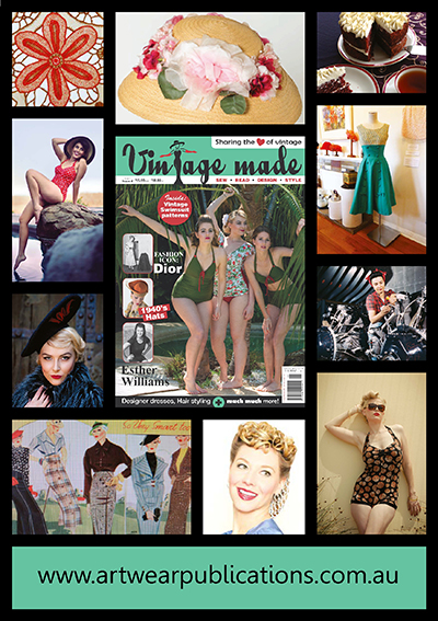Vintage Made Issue 4