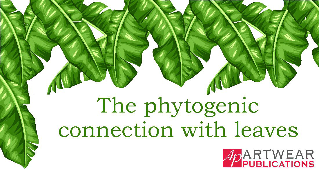 The phytogenic connection with leaves