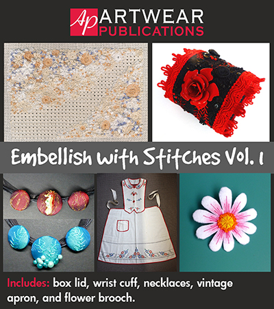 Embellish with Stitches vol 1