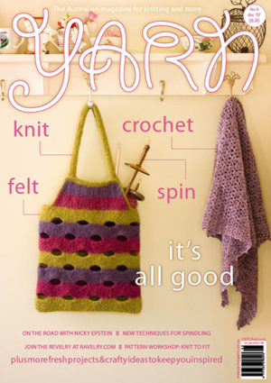 Yarn 8 cover