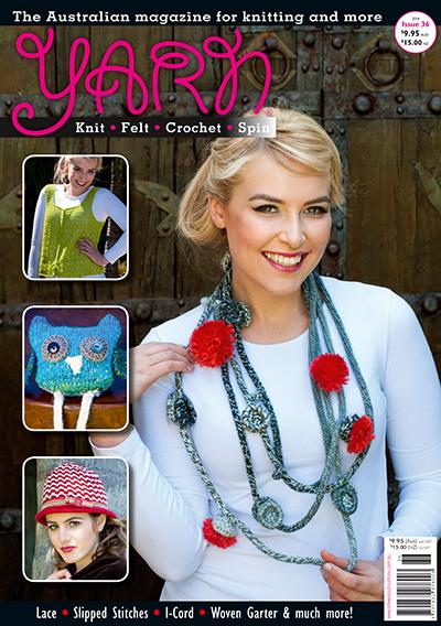 Yarn 36 cover
