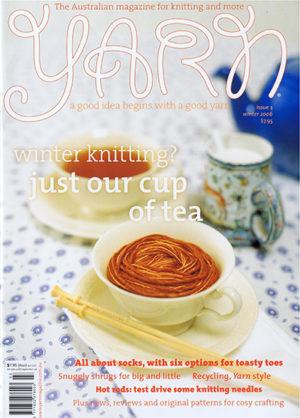 Yarn 3 cover