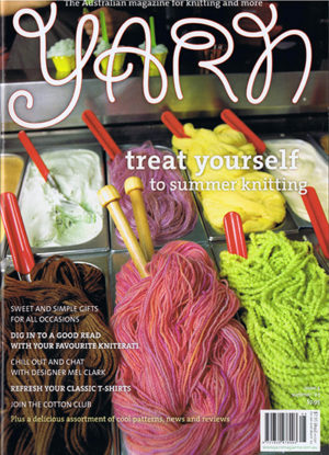 Yarn 5 cover