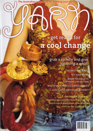 Yarn 6 cover