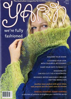 Yarn 7 cover