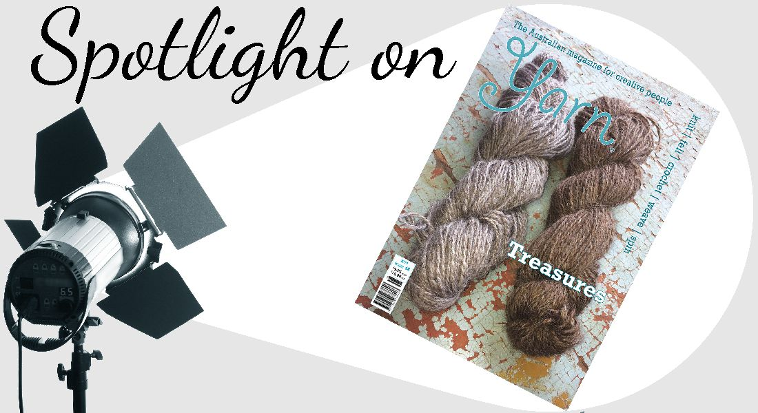Spotlight on Yarn issue 48