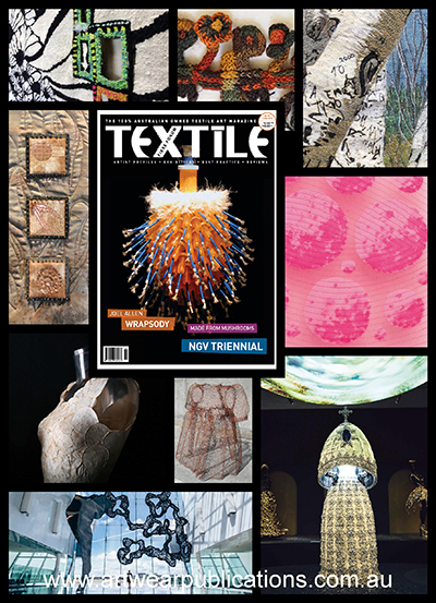 Textile Fibre Forum issue 130 FB