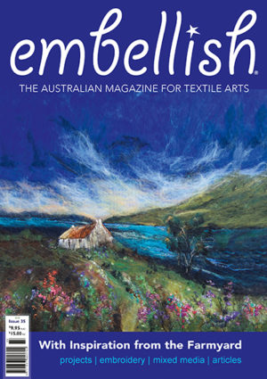 Embellish 35 cover