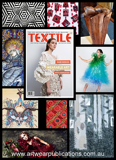 Textile Fibre Forum issue 132