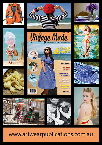 Vintage Made issue 12